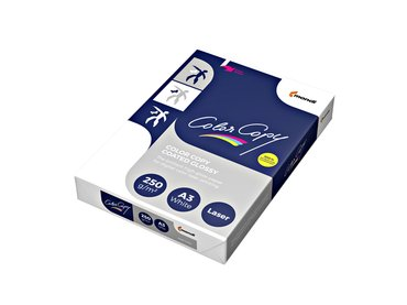 Laserpapier Color Copy coated glossy A3 250gr wit 125vel
