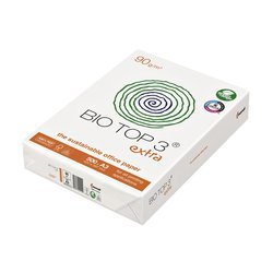 Kopieerpapier BioTop 3 A3 90gr naturel 500vel