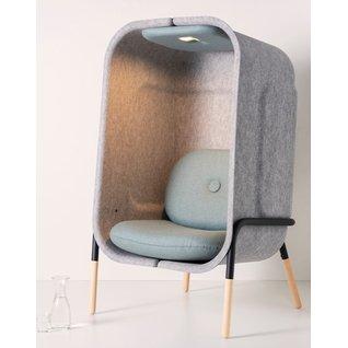 Felt Tub Cocon stoel
