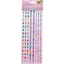 Stickers Folia juwelen rand Candy