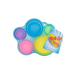 Plop Up! Fidgetgame Maxi 20cm Rainbow