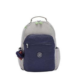 Rugzak Kipling Seoul Playful Grey