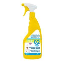 Keukenontvetter DIPP mousse spray vastzittend vet 750ml