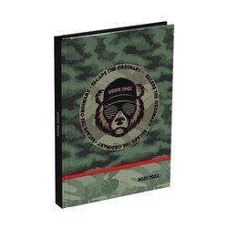 Schoolagenda 2021-2022 Camouflage 125x175mm
