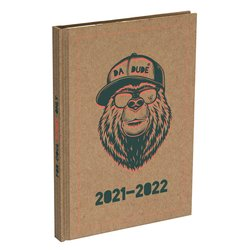 Schoolagenda 2021-2022 Enfant Terrible Da Dude 150x220mm
