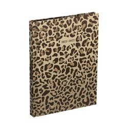 Schoolagenda 2021-2022 Leopard Original 130x175 mm