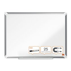 Whiteboard Nobo Premium Plus 45x60cm emaille