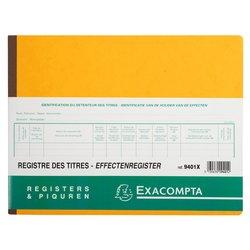 Register Piqure effecten BV SLR 240x320 80vel geel
