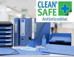 CLEAN'SAFE antimicrobiële mappen