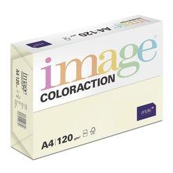 Kopieerpapier Coloraction, atoll/ivoor 120gr A4 (250vel)