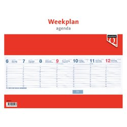 Weekplanagenda 2022 Quantore