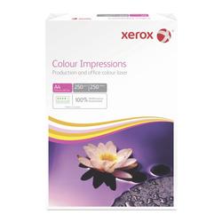 KOPIEERPAPIER XEROX A4 COLOR IMPRESSIONS 250 GRAM WIT