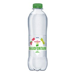 Water Chaudfontaine fusion framb/lime PET 0.50l