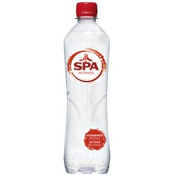 Water Spa intens rood PET 0.50l