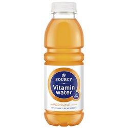 Water Sourcy vitamin mango/guave fles 0.5l